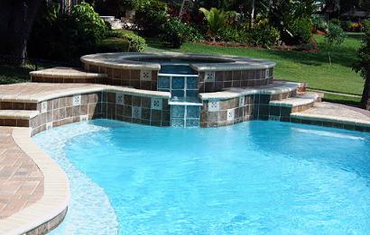 Deltona pool and spa builders artesian pools florida pools for Spa builders