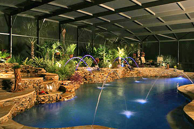 Orlando Pools Daytona Pool Builders Central Florida