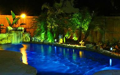 underwater lights - daytona beach | orlando | custom swimming pools, Reel Combo