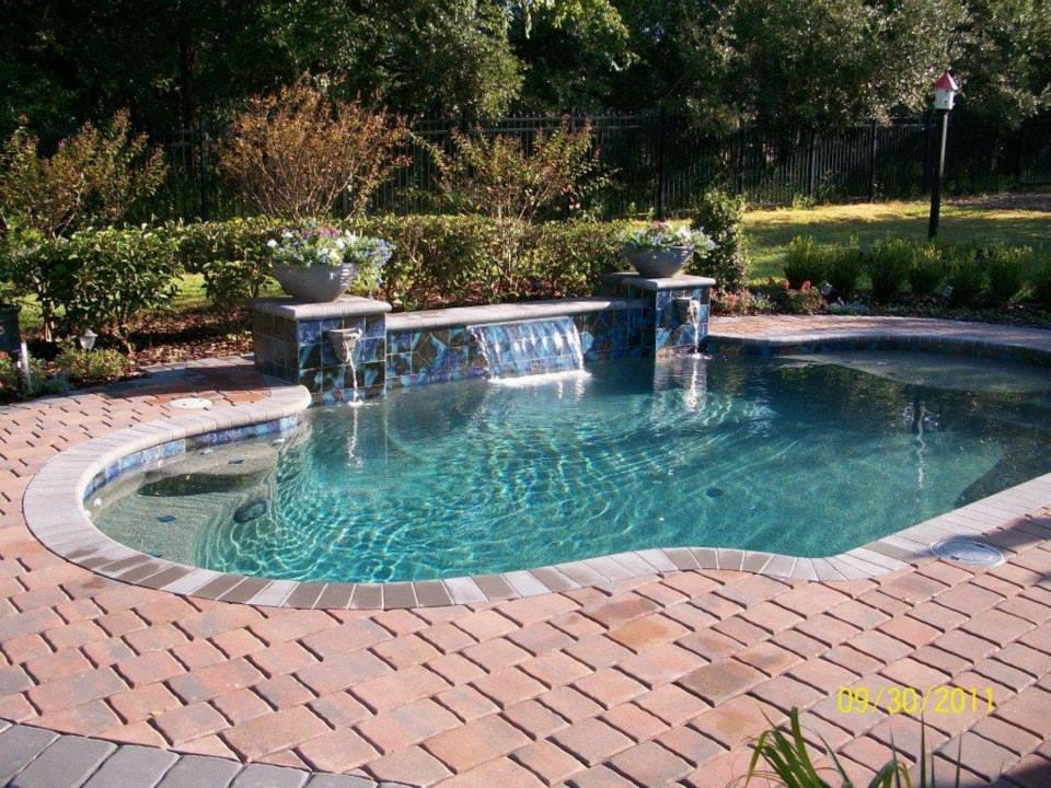 Orlando Swimming Pool Builders Water Water Everywhere Artesian