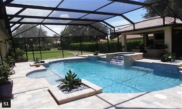 Orlando Gallery Orlando Inground Swimming Pool Builders With Pool Builders  Davie Fl.