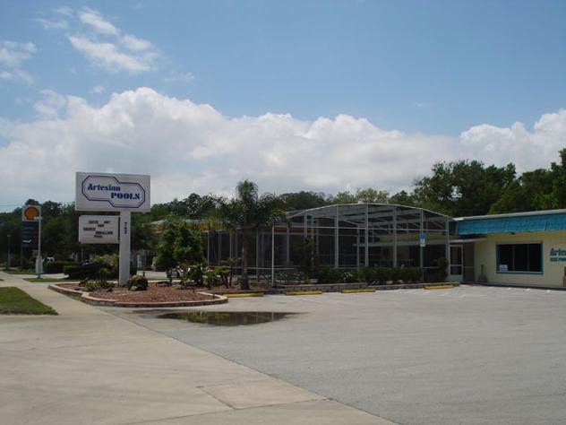 Orange City Orlando In Ground Swimming Pool Builders
