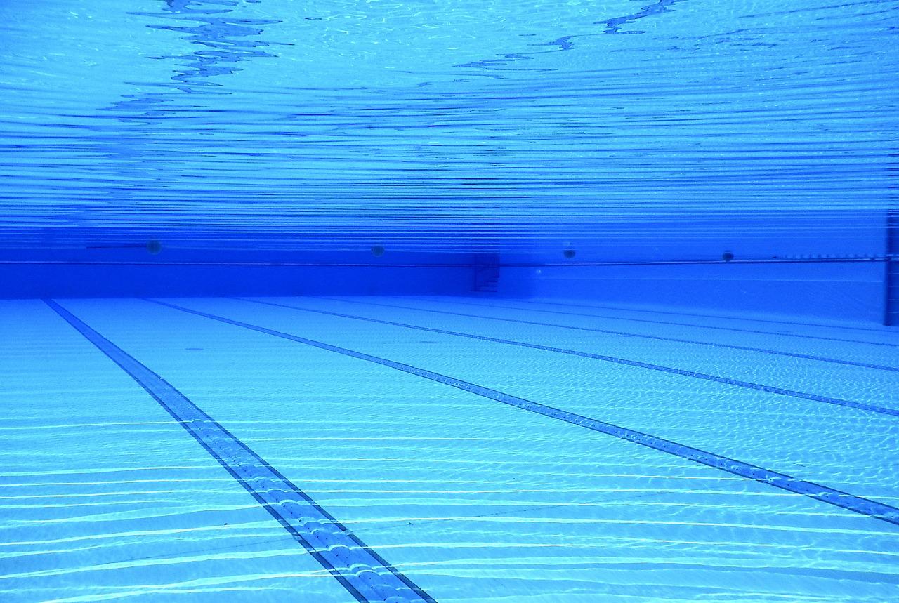 swimming pool anatomy