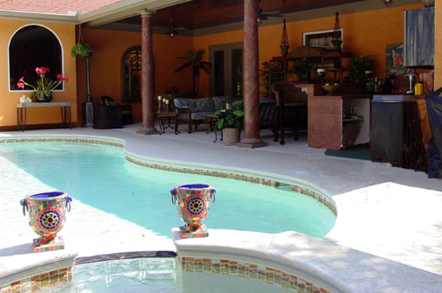 Photo Gallery Artesian Pools Central Florida S Inground Swimming Pool And Spa Builders